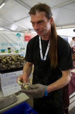 Jan Rodenburg Geertsema e le sue ostriche del Waddensee